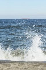 海岸・波しぶき7