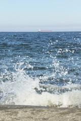 海岸・波しぶき4
