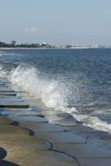 海岸・波しぶき3